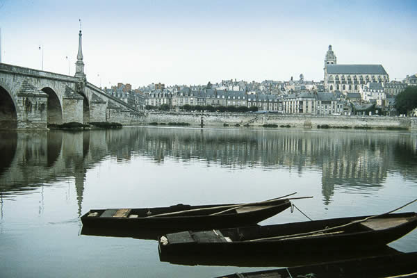 Blois in the Loire